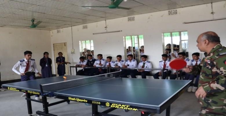 Table Tennis Society
